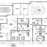 North Houston Logistics Center Building G Office Plan