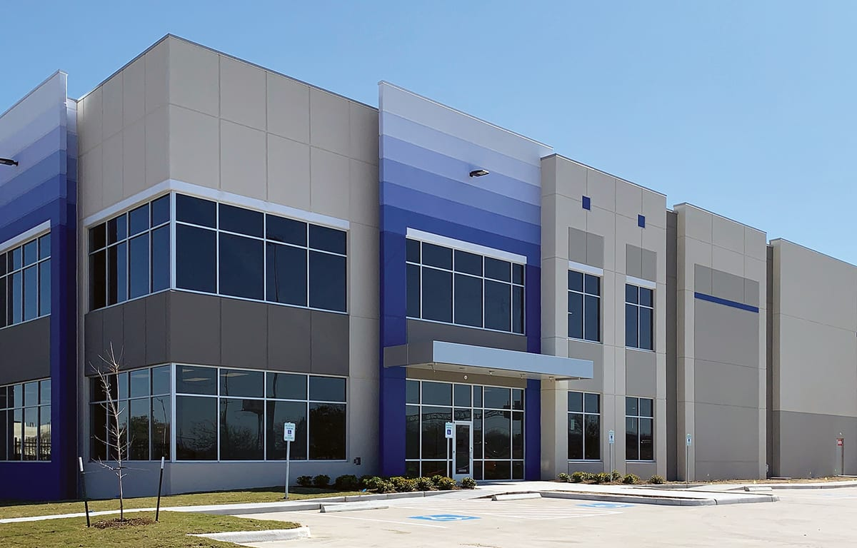 North Houston Logisitcs Center Building G