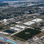 North Houston Logistics Center Aerial