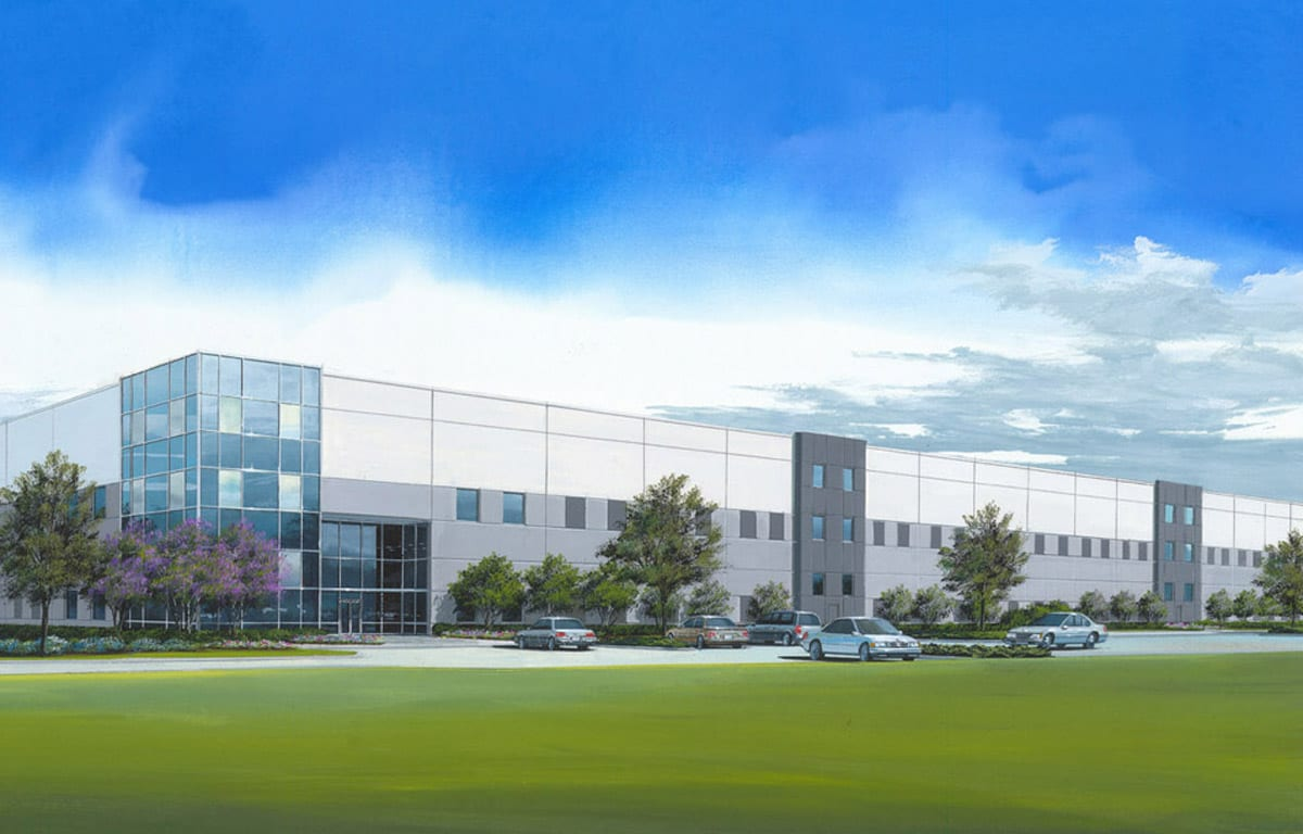 Lakeview Distribution Center
