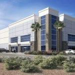 Ramona Commerce Center Rendering