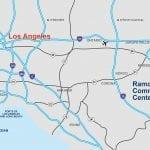 Ramona Commerce Center Map