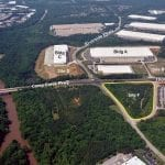Riverside Business Center Aerial