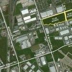 Stockton Logistics Center Aerial