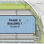 NorCal Logistics Center Site Plan
