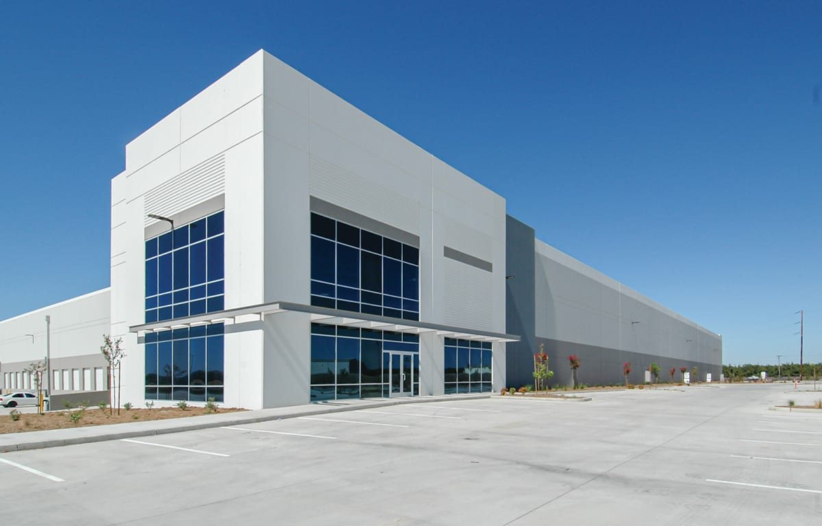 NorCal Logistics Center