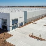 NorCal Logistics Center Drone Photo