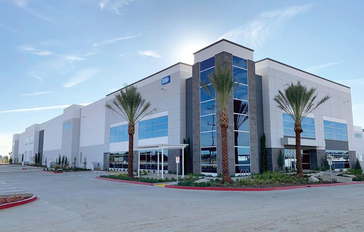 IDI Logistics Rider Logistics Center 3
