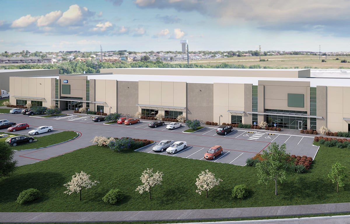 Springbrook Corporate Center Rendering
