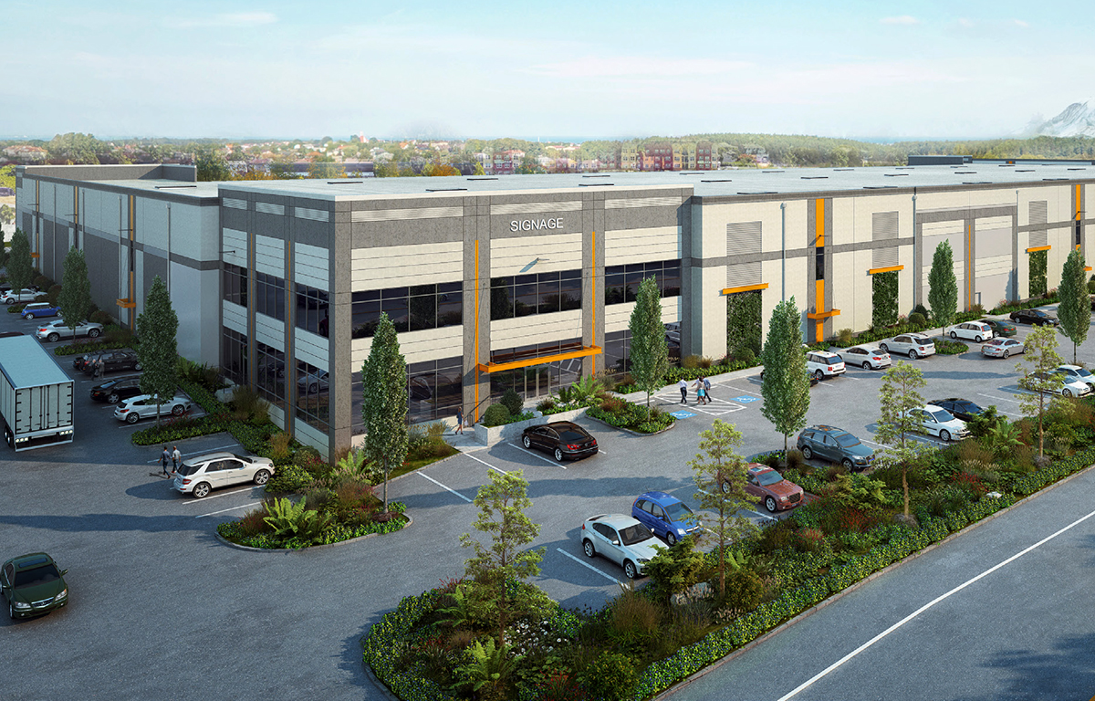 Puyallup Rendering